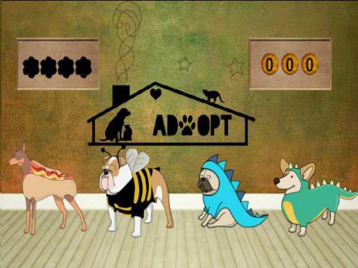 Old Beethoven Dog Escape