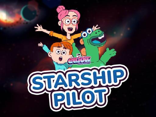 Elliott From Earth - Space Academy: Starship Pilot