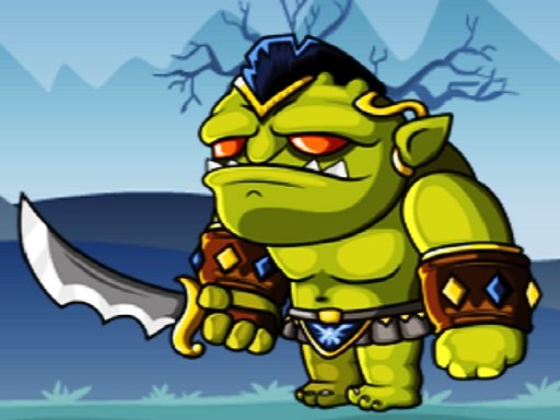 Angry Ork - Popular Games - Cool Math Games