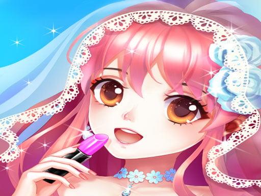 Anime Mariage Maquillage - Mariée Parfaite