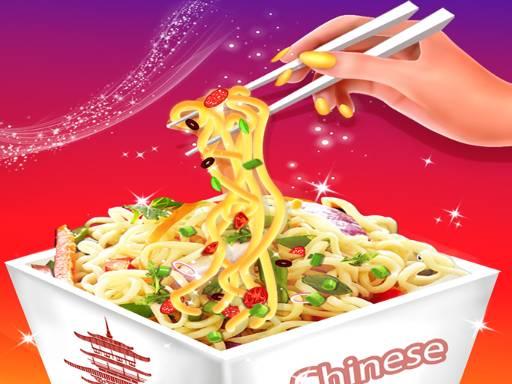Китайская еда – кулинарная игра