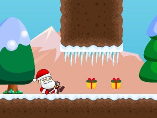Санта-приключение