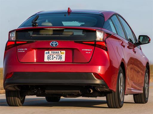 Toyota Prius Puzzle