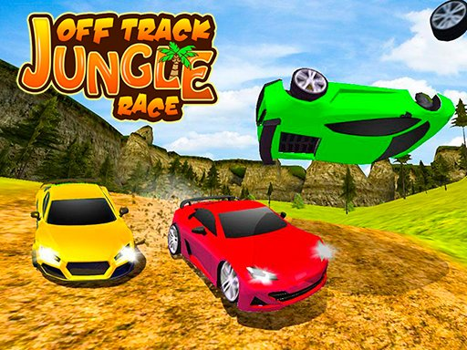 Off Track Jungle Race - Hot Games - Cool Math Games