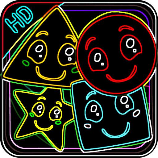 Shapes games for kids
