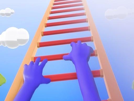 Взбираться по лестнице