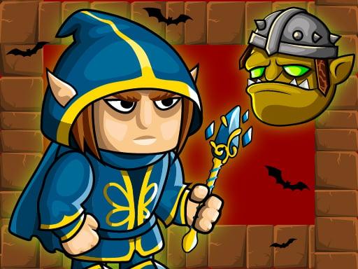 Orc Hunter Halloween