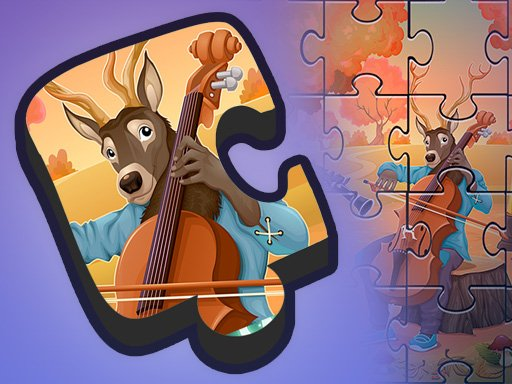 Play Fairy puzzle