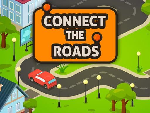 Соедините дороги