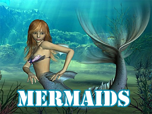 Mermaids Slide - Popular Games - Cool Math Games