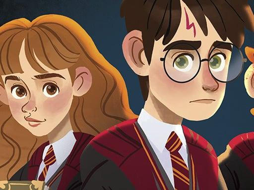 Коллекция головоломок Гарри Поттера