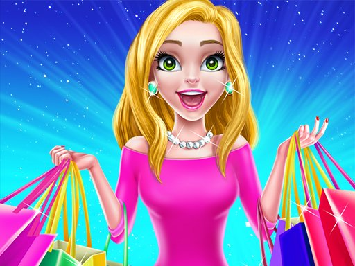 Rich Girl Crazy Shopping - Fashion Game