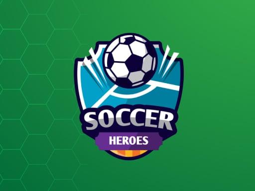 Герои футбола