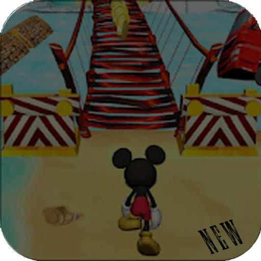 Micky Mouse Kangaro Jump Game