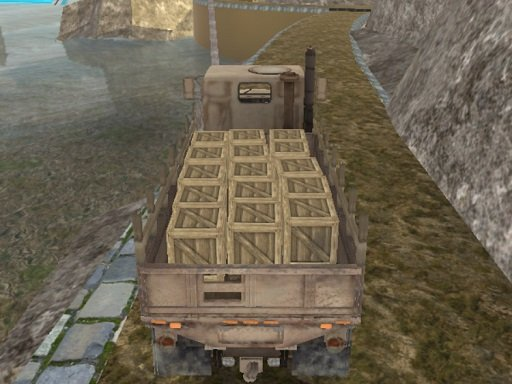 Army Cargo Drive - Popular Games - Cool Math Games