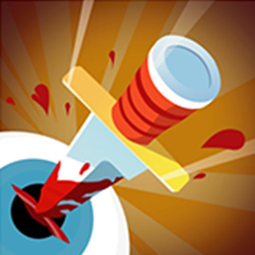 Knife Hitting Throw Knife Hit Target