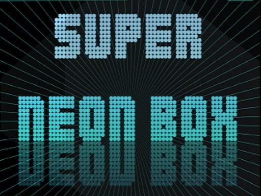 Play Super Neon Box