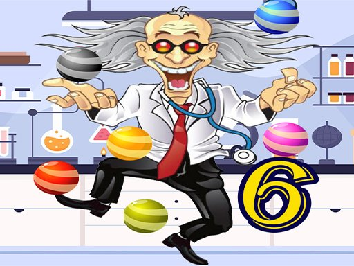 Professor Bubble Shooter Legend 6