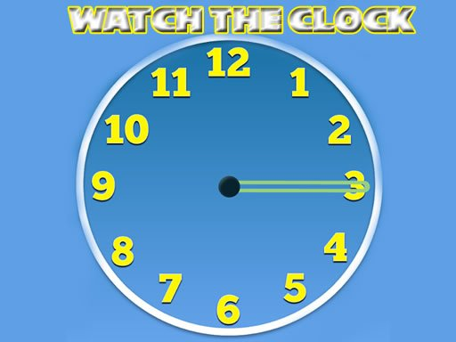 Play Watch The Clock Online