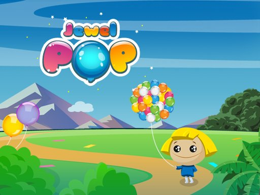 Play Jewel Pop Online