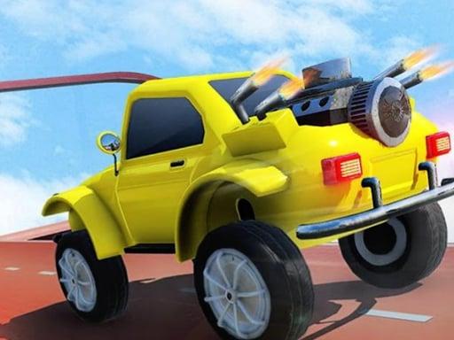 Симулятор вождения автомобиля – Stunt Ramp 2021