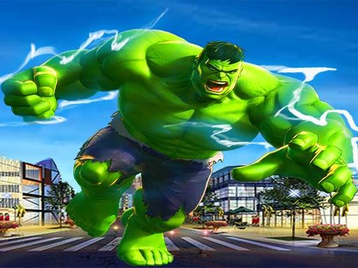 Hulk Smash Breaker стена