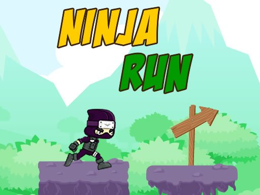 Ninja Run - Popular Games - Cool Math Games