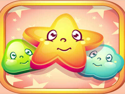 Jellipop Match-Decorate Stars Puzzle Game