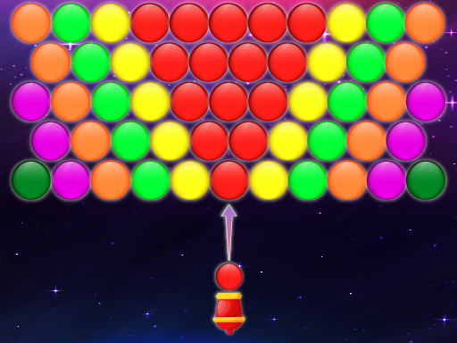 Легенда Bubble Shooter