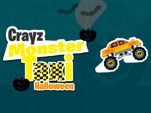Watch Crayz Monster Taxi Halloween