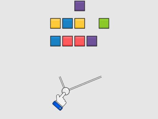 Play Slingshot vs Bricks