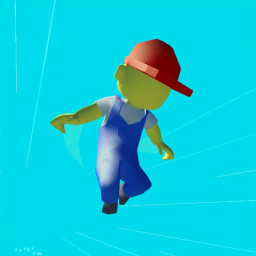 Parkour Run 3D.IO