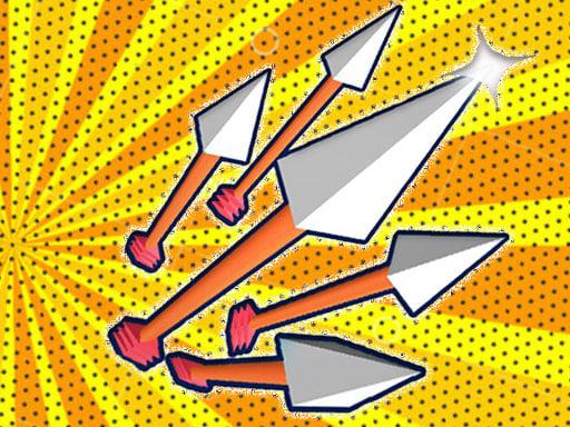 Arrow Fest Master Flying Tower Archer Running game