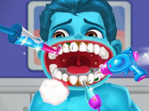 Стоматолог-супергерой 1