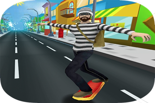 Bob Robber Subway Run