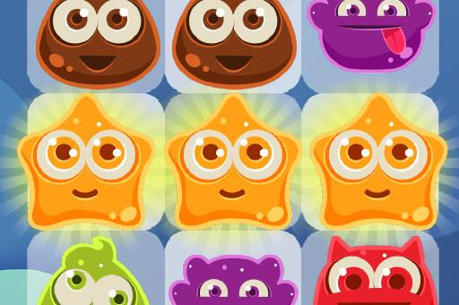 Crazy Jelly Match