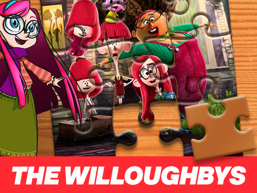 The Willoughbys Jigsaw Puzzle