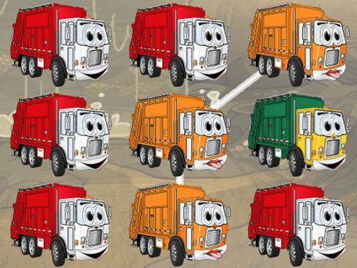 Соответствие мусоровозов