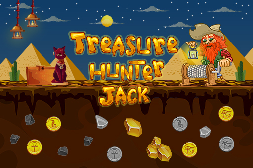 Treasure Hunter Jack
