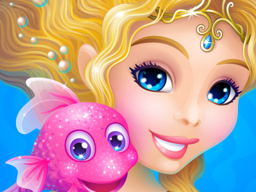 Play Mermaid Dress up for Girls Online