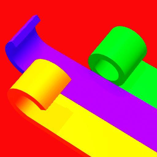 PAINT ROLLER 3D