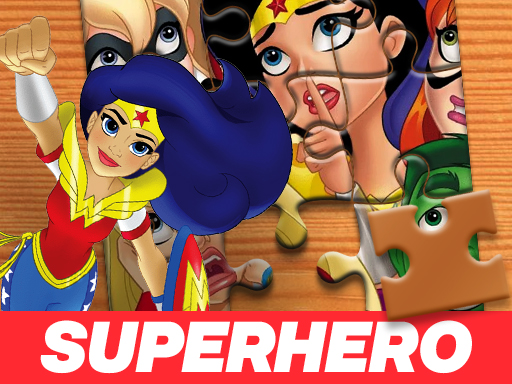 Play for free Dc Superhero Girls Jigsaw Puzzle