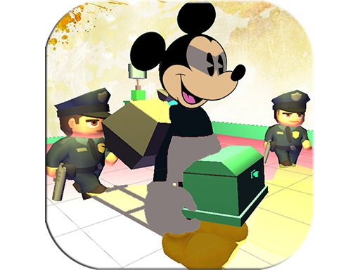 Mickey Loot Mouse