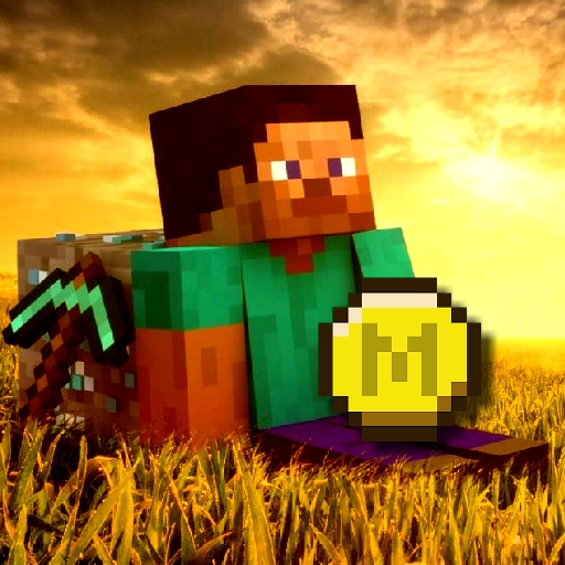 Play Minecraft Coin Adventure