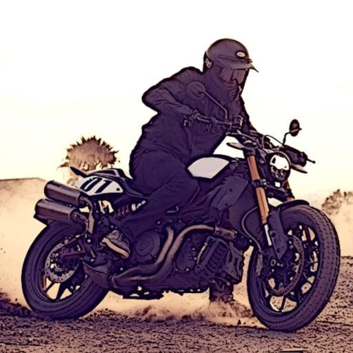 Motorbike Simulator  Friv 360