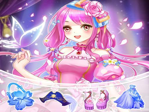 Garden & Dressup - Flower Princess Fairytale