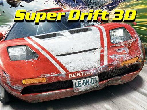 Super Drift 3D - Popular Games - Cool Math Games