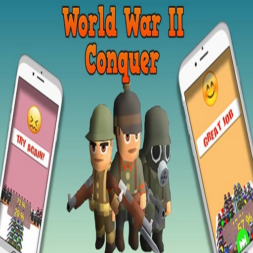 World War II Conquer Army Puzzle