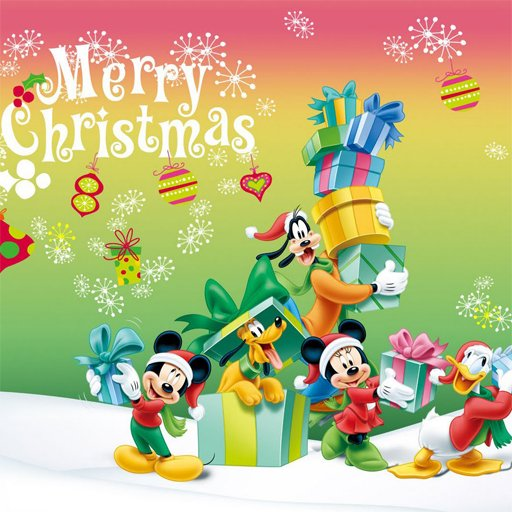 Disney Christmas Jigsaw Puzzle 2