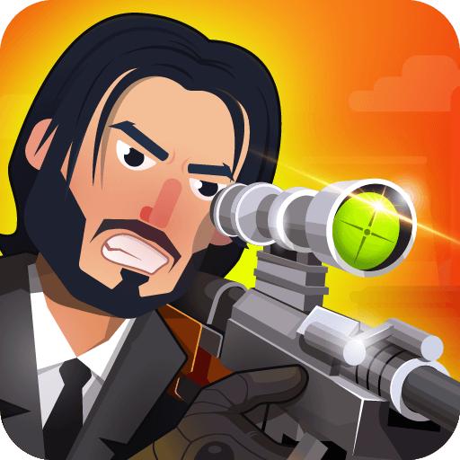 Bullet sniper Wick